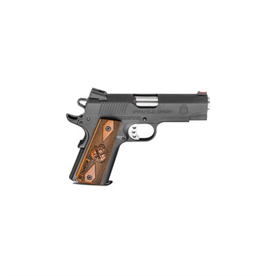 Range Officer 4in 9mm Black 9+1rd by Springfield Armory