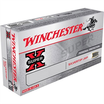 Silvertip Ammo 44 Remington Magnum 210gr Hp by Winchester
