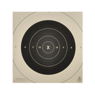B-6 (Cp) 50 Yard Slow Fire Repair Center Targets by National Target