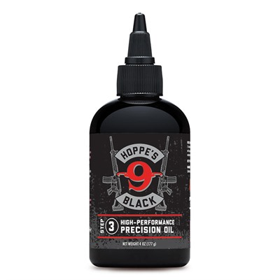 Black Precision Oil by Hoppes