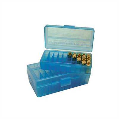 Click here to buy Pistol Ammo Box by MTM.