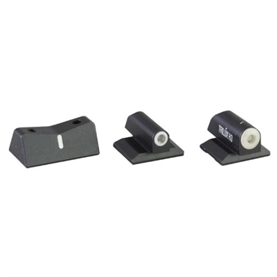 Click here to buy Dxw Big Dot Sights for Colt 1911 by Xs Sight Systems.