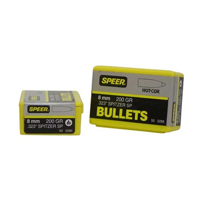 Speer Hot-Cor Rifle Bullets by Speer