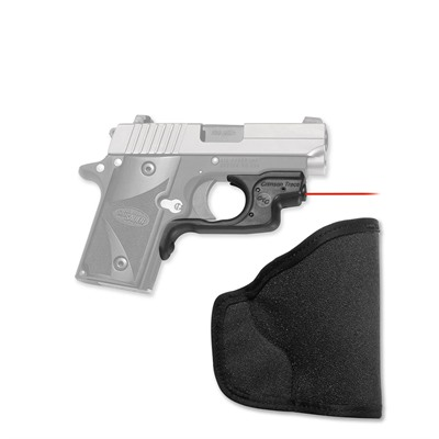 Sig P238/P938 Laserguard with Pocket Holster by Crimson Trace Corporation