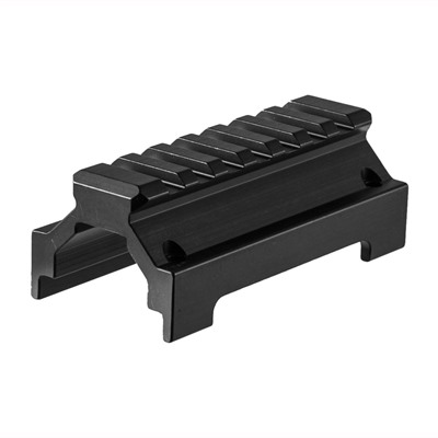 B & T Mounting Rail Nar Low Profile for Hk G3 by B&t Usa