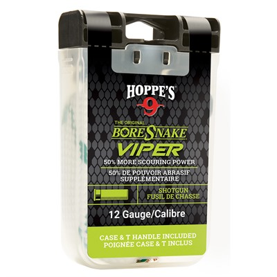 Click here to buy Shotgun Viper Boresnake with Den by Hoppes.