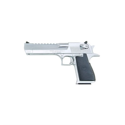 Desert Eagle 6in 357 Magnum Polished Chrome 9+1rd by Magnum Research