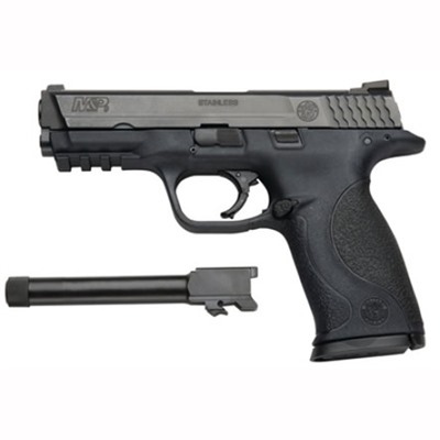 Click here to buy M & P9 Threaded Barrel Kit Handgun 9mm 4.25in 17+1 150922 by Smith & Wesson.