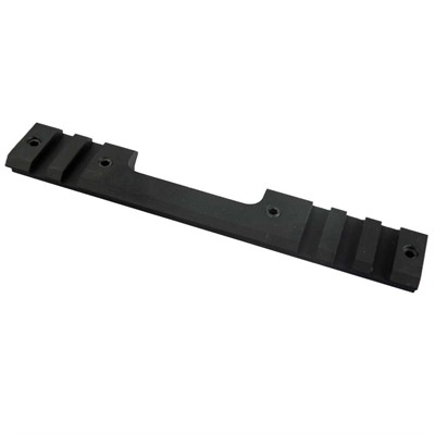 Click here to buy Cz 452/455 Dovetail to Weaver Adapter Rail by Cz Usa.