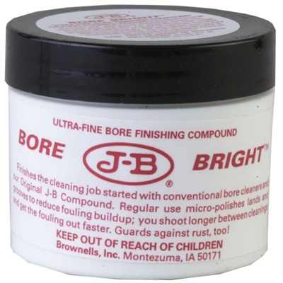 Click here to buy J-B Bore Bright by Brownells.