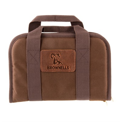 Click here to buy Signature Series Pistol Case by Brownells.