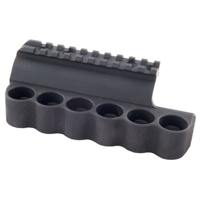 Receiver Mount Shotshell Holder by Mesa Tactical Products, Inc.