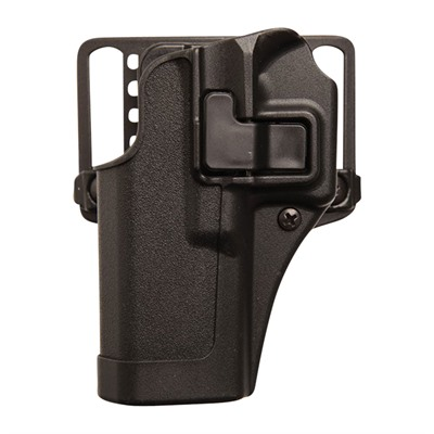 Click here to buy Serpa Cqc Holster Polymer for Glock by Blackhawk Industries.