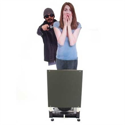 Click here to buy Extreme Hostage Target by Challenge Targets.