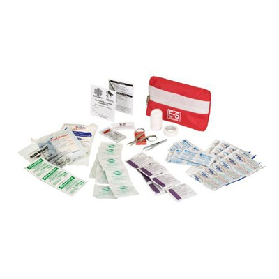 Click here to buy Emergency Systems Compact First Aid Kit by Echosigma Emergency Systems.