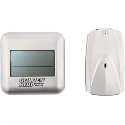 Golden Rod Digital Wireless Hygrometer by Lockdown Safe & Security Acc.