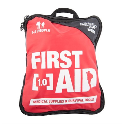 Click here to buy Adventure First Aid 1.0 by Adventure Medical Kits.