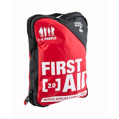 Click here to buy Adventure First Aid 2.0 by Adventure Medical Kits.