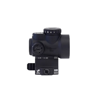 Trijicon Mro Lower 3rd Co-Witness Mounts by American Defense Manufacturing