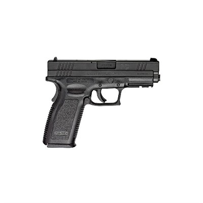 Xd Service 4in 45 Acp Black 13+1rd by Springfield Armory
