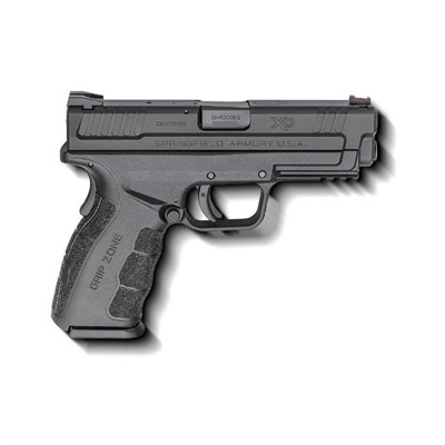 Xd Mod.2 4in 9mm Black 16+1rd by Springfield Armory