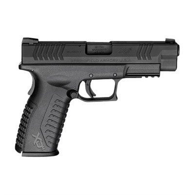 Xd(M) 4.5in 45 Acp Black 13+1rd by Springfield Armory