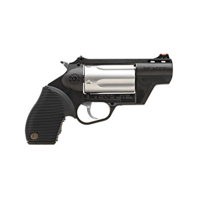 Public Defender Polymer 2in 410 Bore | 45 Stainless 5rd by Taurus