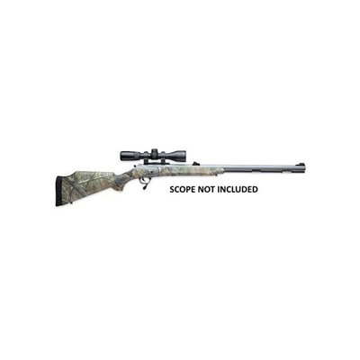 Click here to buy Triumph Bone Collector 28in 50 Caliber Weathershield Camo 1rd by Thompson Center.
