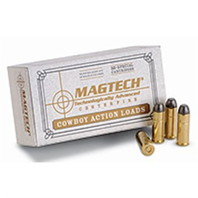 Cowboy Action Ammo 44-40 Winchester 225gr Lfn by Magtech Ammunition