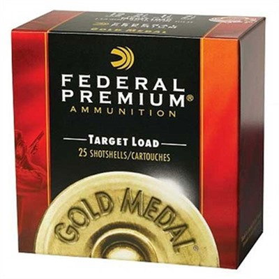 Gold Medal Ammo 28 Gauge 2-3/4 & Quot; 3/4 Oz 8.5 Shot by Federal