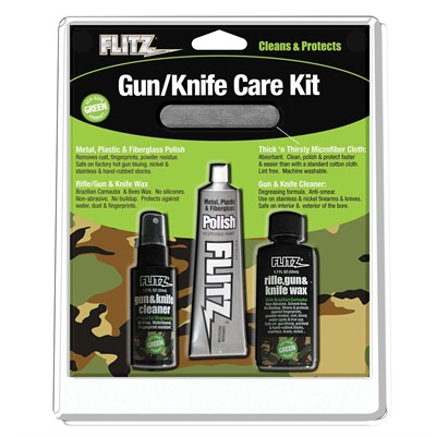 Gun & Knife Care Kit by Flitz