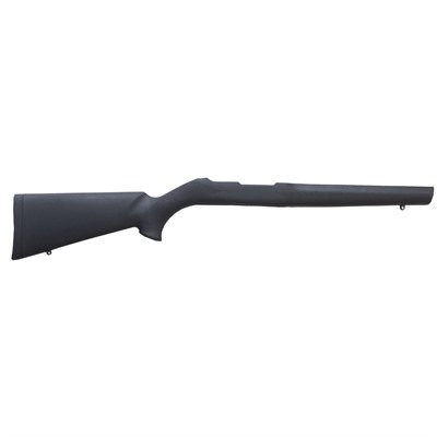 Ruger 10/22 Rubber Covered Stock .920 Bull Barrel by Hogue