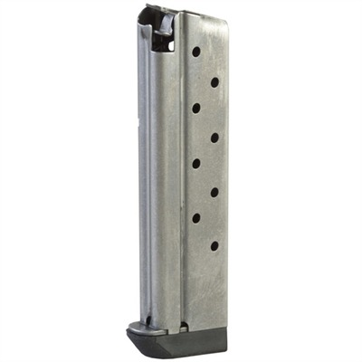 1911 Springfield Style 9rd 9mm Magazines by Metalform