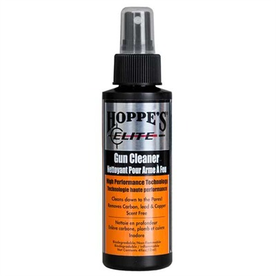 Click here to buy Elite Gun Cleaner by Hoppes.
