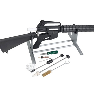Click here to buy Sinclair Deluxe AR-15 Cleaning Kit by Sinclair International.