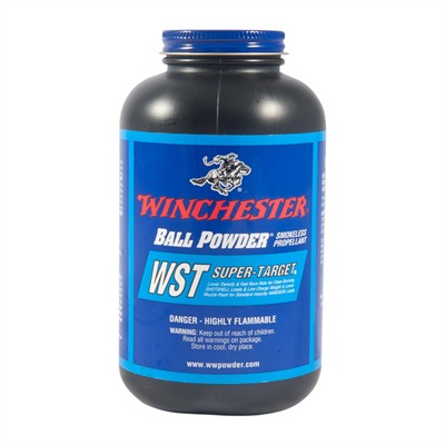 Super Target Smokeless Powder by Winchester
