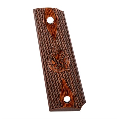 1911 Cocobolo Grip, Cross Cannon by Springfield Armory