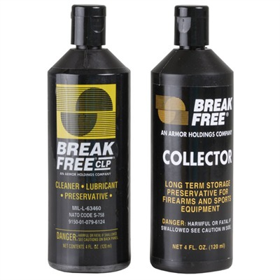 Break-Free Gun Collector & 39;s Preservation Kit by Break Free