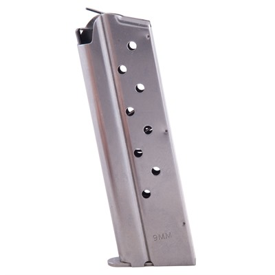 1911 9rd 9mm Magazines by Check-mate Industries