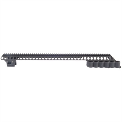 Shotgun Sureshell Carrier & 20 & Quot; Rail by Mesa Tactical Products, Inc.