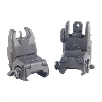 AR-15 Mbus Gen 2 Sight Set by Magpul