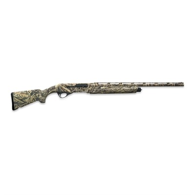 Compact Max-5 w/Adjustable Shims 28in 12 Gauge Max 5 Camo 3+1rd by Franchi