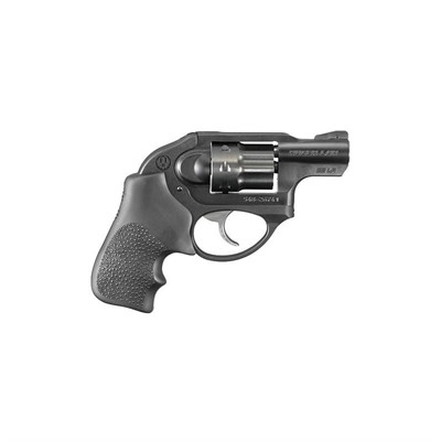 Click here to buy Lcr 1.875in 38 Special Black Hogue Tamer Fixed 5rd by Ruger.