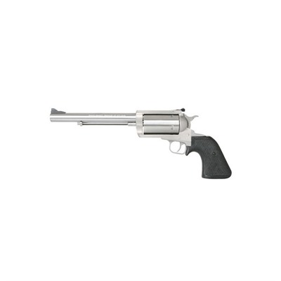 Click here to buy Bfr Revolver 7.5in 45-70 Government Stainless 5rd by Magnum Research.