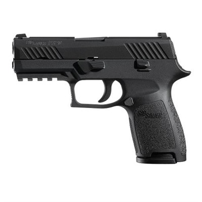 Click here to buy P320 Compact Handgun 9mm 3.6in 15+1 320c-9-Bss by Sig Sauer.