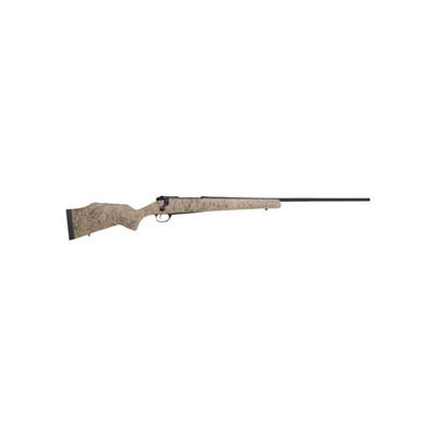 Mark V Ultra Lightweight 26in 257 Weatherby Magnum Black Ss 3+1rd by Weatherby Inc.