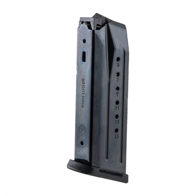 Security-9 Magazines 9mm by Ruger