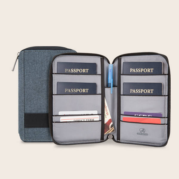 Shop RFID Travel Wallets