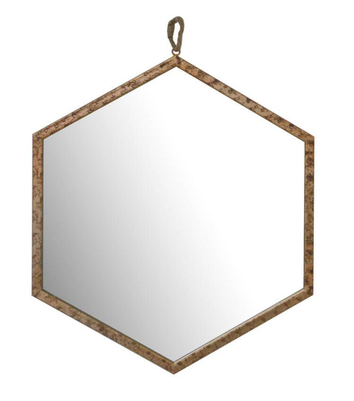 Simply Autumn Hexagon Mirror Gold              Simply Autumn Hexagon Mirror Gold by Simply Autumn