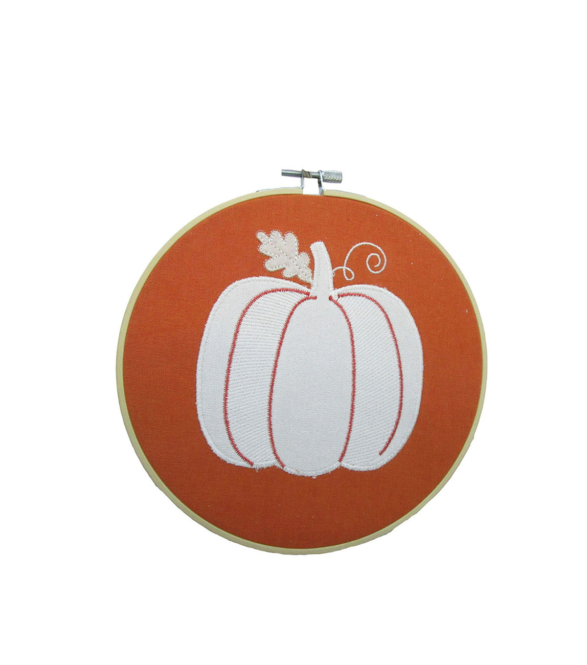 Simply Autumn Embroidery Hoop Pumpkin              Simply Autumn Embroidery Hoop Pumpkin by Simply Autumn